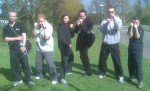 CARISMA members at MAF-Uk 2009: the funny/martial version...